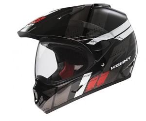 Kenny Extreme Helm - schwarz