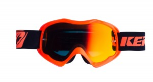 Kenny Performance Brille - neonorange
