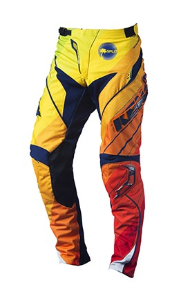 Kenny Performance Pant - rot Split