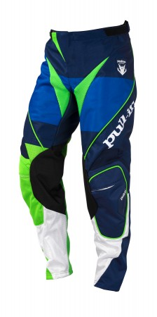 pull-in Race Pant Fighter - blau grün