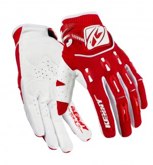 Kenny Titanium Handschuhe - rot