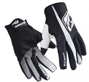Kenny Strike Handschuhe - schwarz weiß