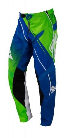 Kenny Track Pant - neongrün blau