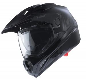 Kenny Graphic Extreme Helm - schwarz silber