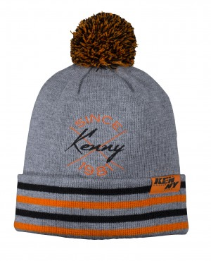 Kenny Racing Casual Beanie Grey