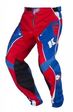 Kenny Track Pant - blau rot