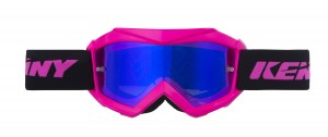 Kenny Track Plus Brille KIDS - neonpink