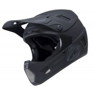 Kenny Bike Helm Scrub - matt schwarz