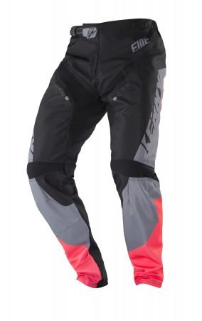 Kenny Bike BMX Elite Pant KIDS - schwarz coral