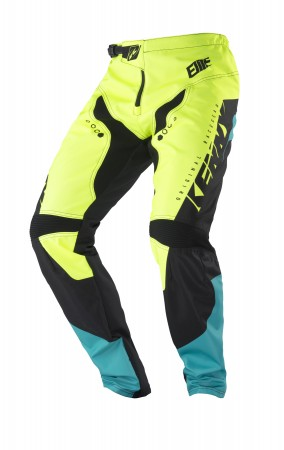Kenny Bike BMX Elite Pant KIDS - neongelb