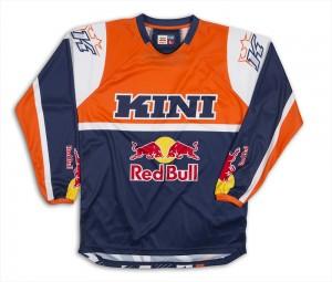 KINI RedRull Vintage Shirt Blue/Orange