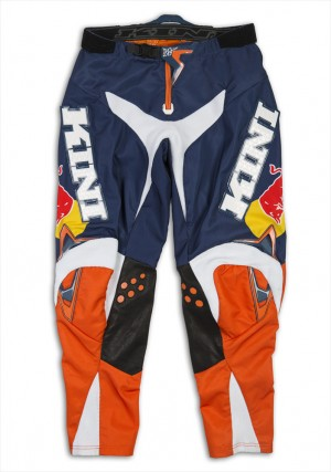 KINI RedBull Vintage Pants Blue/Orange