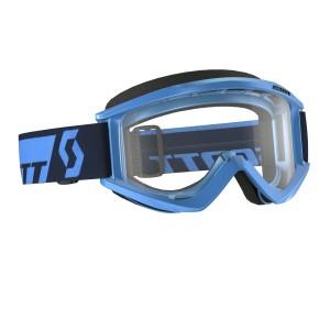 SCOTT RECOILXI BRILLE - blue / clear